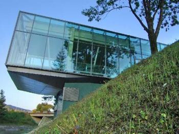 PANORAMIC Pavilion - Stejaru