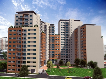 PLATINUM Vitan Towers - Bucharest